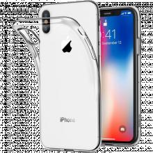 Custodia Trasparente per iPhone X