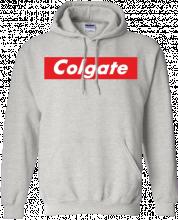 Sweatshirt logo Colgate