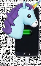 Bateria Externa de Unicornio