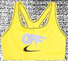 Off White X Nike Sport Bra