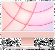 iMac Pink 24 Inch