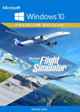 Microsoft Flight Simulator Premium Deluxe
