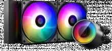 Deep Cool Castle 240 RGB V2 AIO Cooler