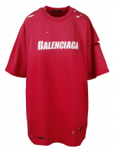 Logo Destroyed T-Shirt