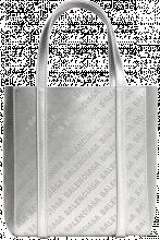 Tote Bag XXS Silver