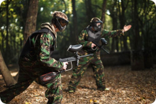 Paintball Per Due